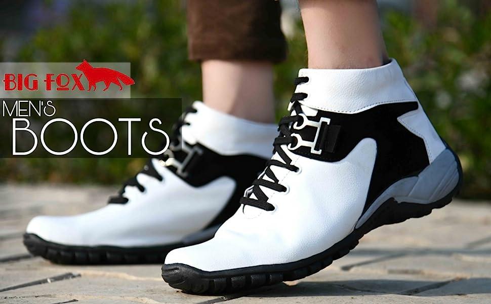Buy Big Fox Men's Classic Boot at Amazon.in
