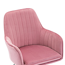 Pink Swivel Task Chair