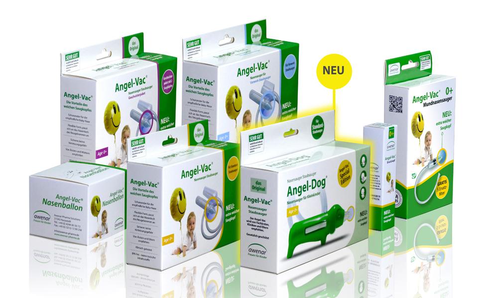 Angel Vac Angel Dog Nasensauger für Standard Staubsauger Mit