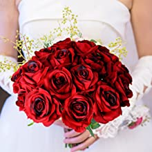 Rose Wedding Bouquets