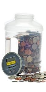 Jumbo Coin Bank