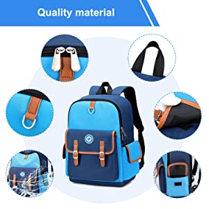 kids school backpack for age 5