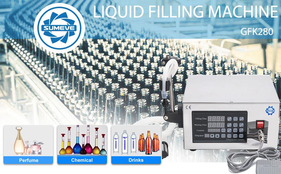 GFK280 Filling machine