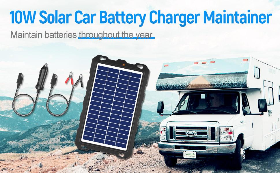 solar 12v charger