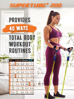 40 ways workout