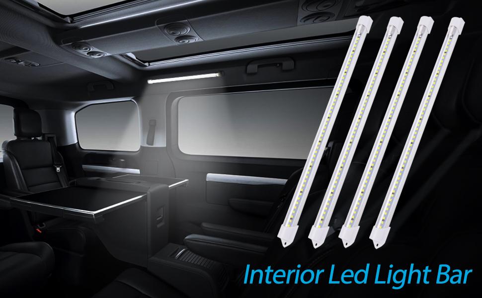 Car Interior Led Light Bar