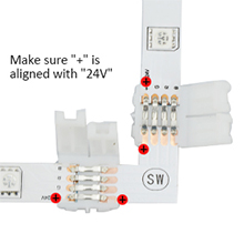 L-shape Connector