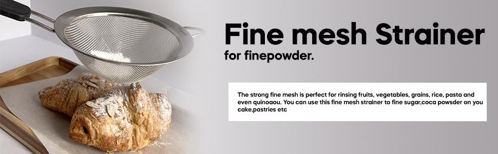 fine mesh strainer