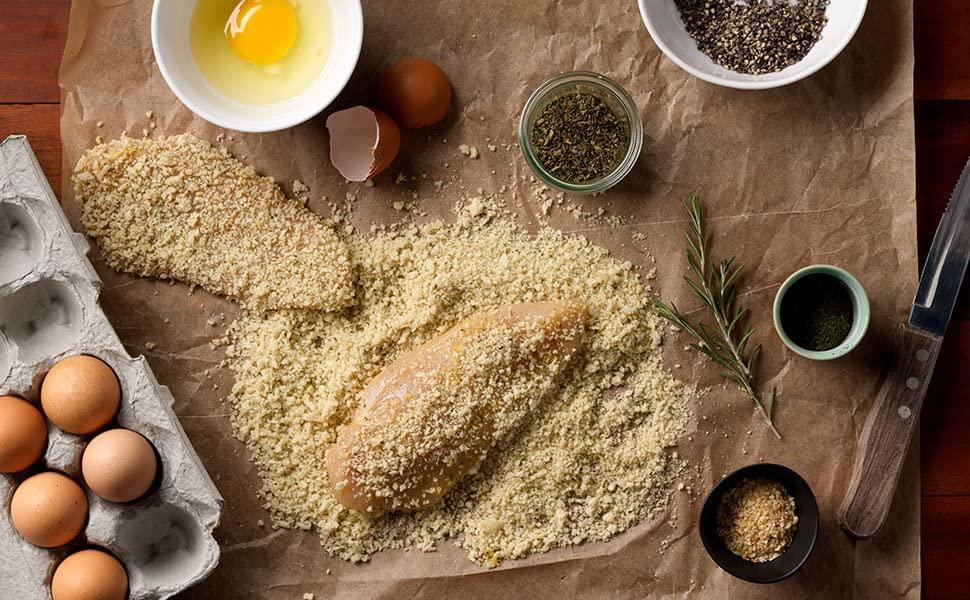 bread crumbs panko whole wheat extra crispy pereg