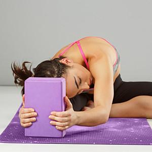 yoga block strap