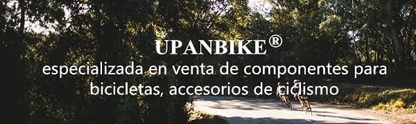 UPANBIKE Manillar de Bicicleta extralargo Barra elevadora de 31.8 mm 700 mm para Bicicleta de monta/ña MTB