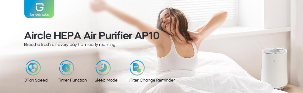 Greenote Aircle AP10 Air Purifier