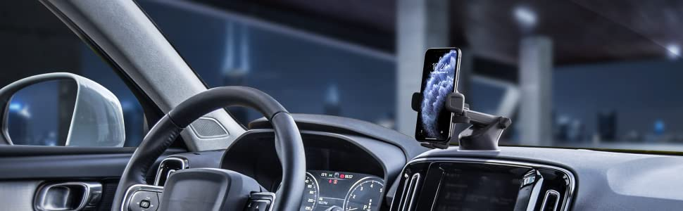 easy one touch 5 dashboard car mount