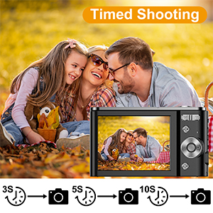 timed shooting