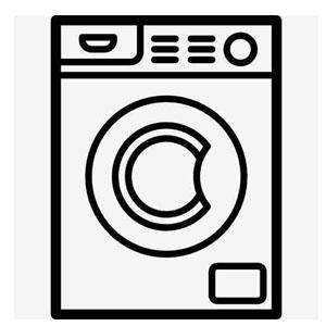 EASY TO WASH machine washable