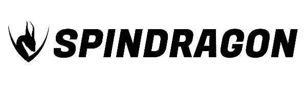 Spindragon Logo - Unleash the dragon!