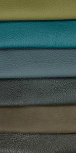 ideal para bolsos reparaciones alta calidad 1 kg tama/ño A3 decoraciones manualidades zapatos Recortes de cuero restos de cuero marr/ón tama/ños grandes restos de cuero