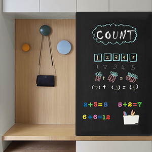blackboard for cupboard
