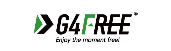 G4Free umbrella logo