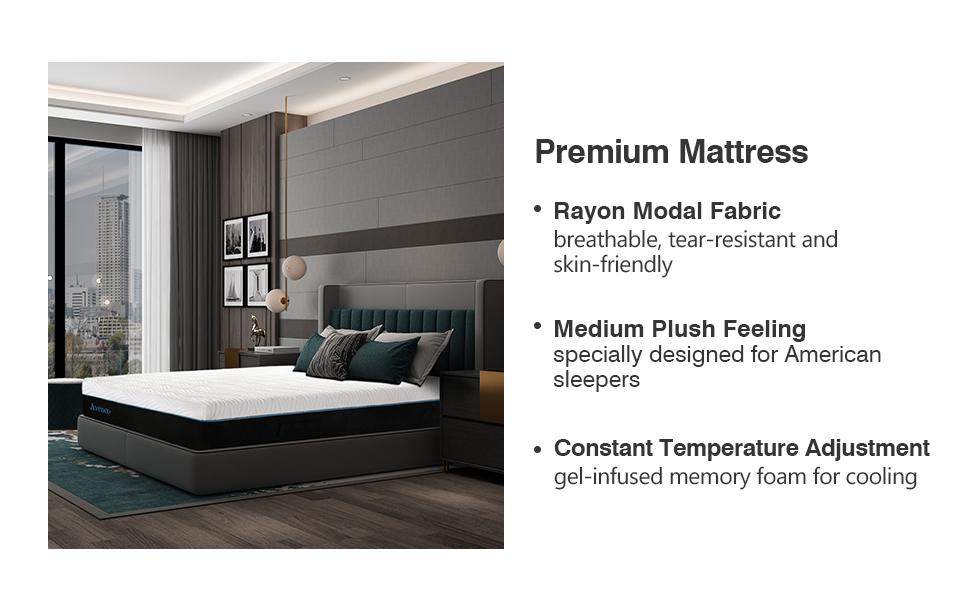 premium mattress