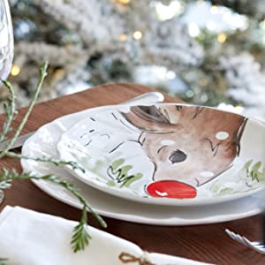 Deer Friends, Casafina, Serveware, Dinnerware, Home Decor