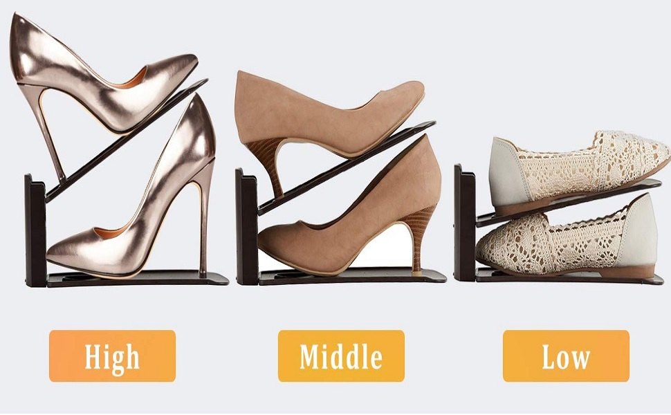 shoe rack for high heels