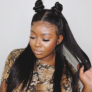 human hair wigs for black women