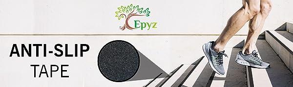 Epyz High Power Self Adhesive Anti Slip Floor Tape
