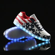 light up shoes men