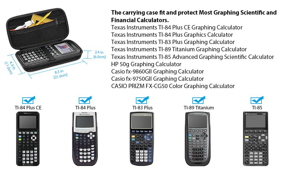 Calculator protective Case