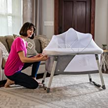 The Only Bassinet You'll Ever Need