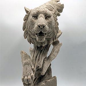 tiger sculpture LOOYAR