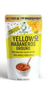 Yellow Habaneros