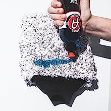 Wash Mitt Chenille Chamois Chemical Guys Mothers Turtle Wax Meguires brush wheel woolie fender