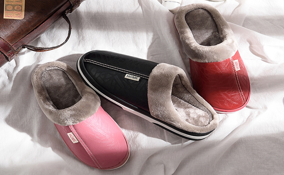 Chaussons d'hiver