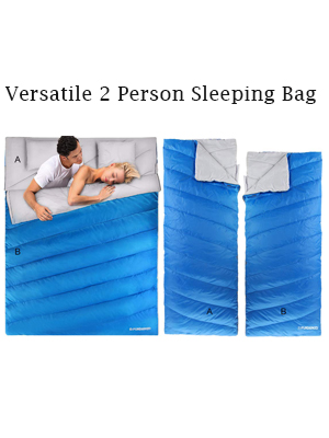 2 person sleeping bag