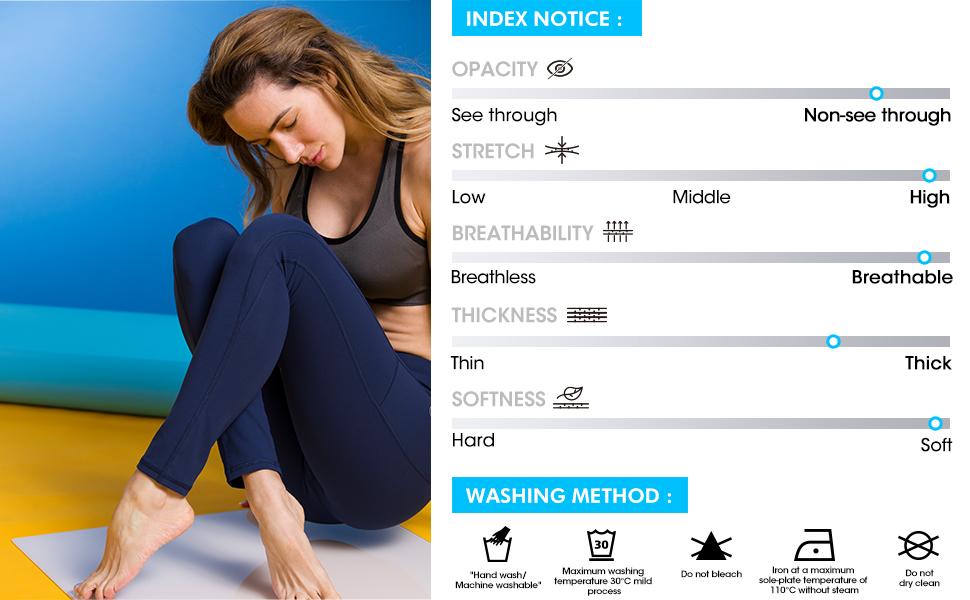 high waist yoga pants for women
