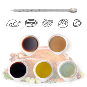 12-hole Needle for pure liquid sauce marinades