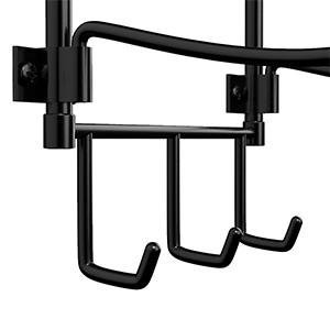yoga mat wall mount holder