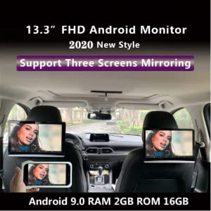 Three Screens Mirroring