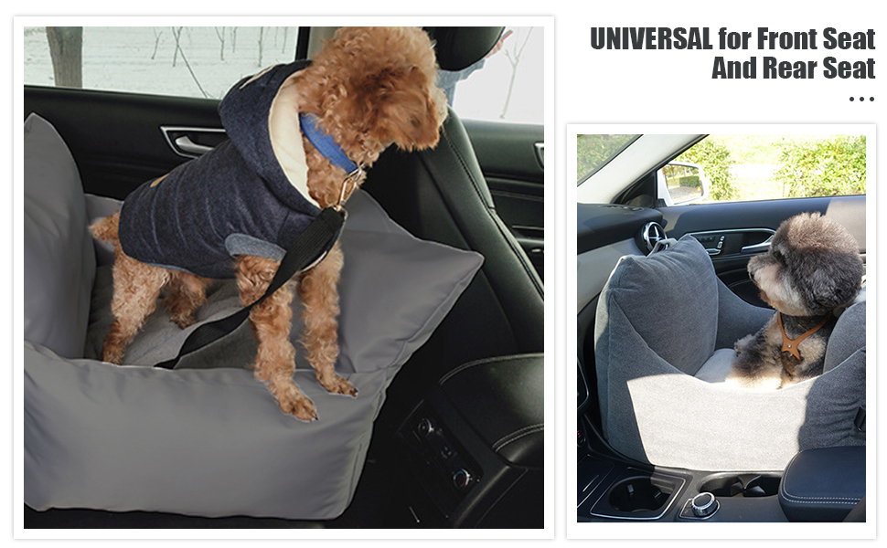 UNIVERSAL FOR FRONT AND BACK SEAT