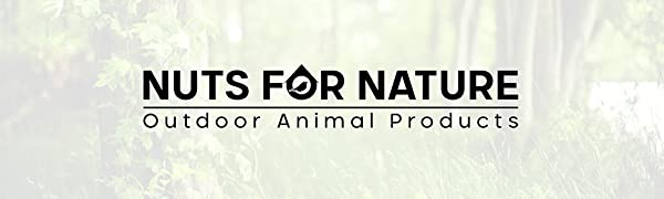 Nuts for Nature Outdoor Animal Products