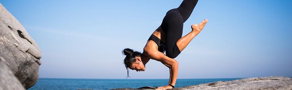 Seamless everyday yoga bra