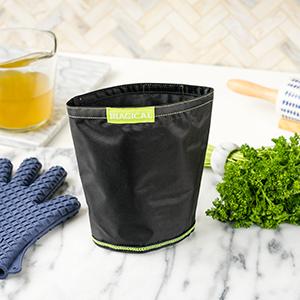 MagicalButter Filter Bag, purify, strain, butter, maker, glove, kitchenware