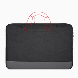 Waterproof Notebook Computer Bag-Light and Comfortable Tablet Briefcase-Band Zipper Portable Handbag 15 Inch Pirates Caribbean 13-Inch to 15-Inch Laptop Sleeve Case