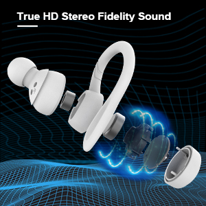 HiFi Stereo Sound with Bass