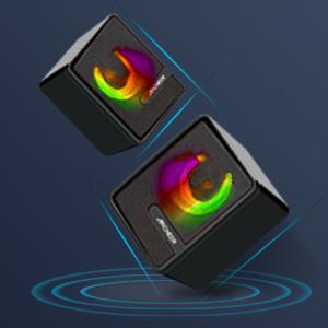 Colorful Breathlight Design