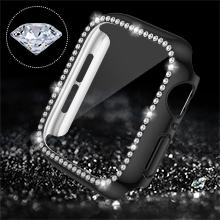 apple watch Series 6/ SE/Series 5/Series 4 rhinestone bumper