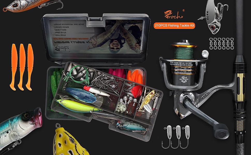 Fishing Tackle Kit