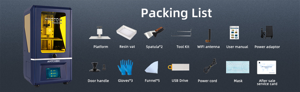 packing listing